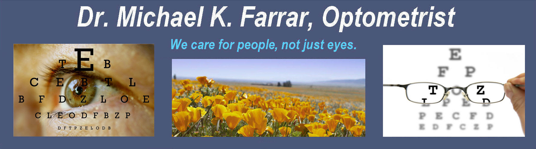 Dr Michael Farrar